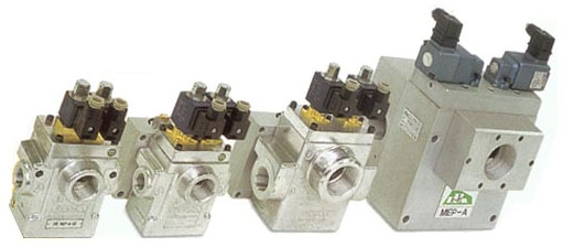Dual press valves by GPA